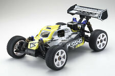 Kyosho Inferno Neo 2.0 T4 1/8 Nitro Verbrenner Buggy Gelb 2,4GHz RTR 33003T4B