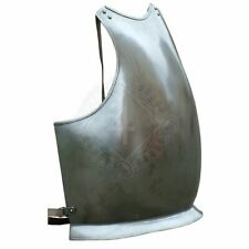 SCA Medieval Larp Breast-plate Front Knight Cuirass Body Protection Jacket