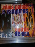 "Vilma Palma Exitos 12"" Vinyl Record , soda stereo , cafe tacuba , git, Virus"