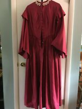 Recollections Reproduction Civil War Dress. 100% Silk NWT.  Size M