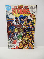 New Teen Titans DC Comic Book #34 Early Deathstroke Terminator App Suicide Squad