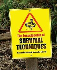 Encyclopedia of Survival Techniques-ExLibrary