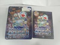 Doraemon Odisea en el Espacio - Caja Metalica - 2 x DVD + Poster Gigante