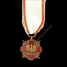 Polish Red Cross Medal Bronze