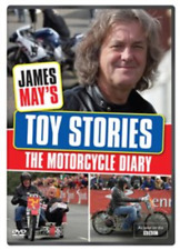 James May s Toy Stories - The Motorcycle Diary DVD