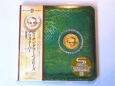 "ALICE COOPER ""Billion Dollar Babies""  Japan mini LP SHM CD"
