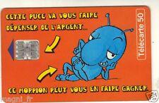 Télécarte - MORPION - Française des Jeux  (A3234)