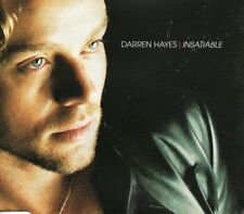 DARREN HAYES - INSATIABLE      *NEW CD SINGLE*    SAVAGE GARDEN