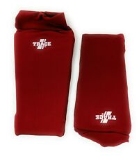 Adams Usa Forearm Protector Arm-Guard One Pair (Scarlet, Small)
