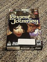 The Longest Journey (PC CD-ROM, 2004) - Funcom