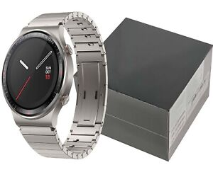 BNIB Porsche Design Huawei Watch GT 2 VID-B19 4GB Titan Bluetooth Smartwatch