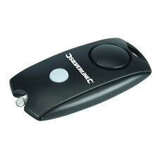 Personal Alarm Squeeze Activated with LED Light 120dB