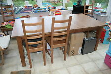Pine IKEA Rectangle Kitchen & Dining Tables
