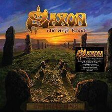 Saxon - The Vinyl Hoard (2016) RARE 4 CD Promo Set