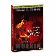 In the Mood for Love 花樣年華 (2000) DVD - Kar Wai Wong (*New *Sealed *All Region)
