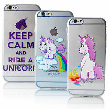Schutz Handy Hülle für iPhone 6 6s Case Cover Tasche mit Motiv Slim Silikon TPU