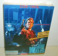 "Codename: ICEMAN PC 3.5"" NEW 1989 Sierra Adventure Game Classic PC SEALED RARE!"