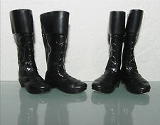Lot 2 Paires Chaussures  ken doll bottes prince  Schuhe Botas Boots Toys