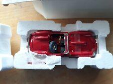 New ListingDanbury Mint 1958 Ferrari 250 Testa Rossa Convertible 1:24 Scale Die Cast