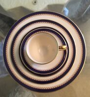 Pristine! Lenox Presidential Collection Jefferson China 5 Piece Place Setting