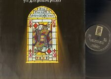 Alan Parsons Project LP The Turn of a Friendly Card ARISTA 1980 Germany