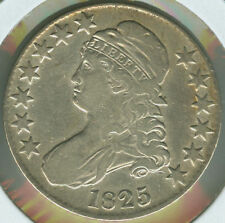 1825 Bust Half Dollar (O #113) - Choice VF