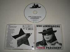 UDO LINDENBERG/PANIK PRESIDENTE(BMG 82876 55365 2) CD ÁLBUM