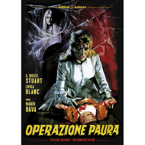 Operazione Paura - Special Edition (Restaurato In Hd)  [Dvd Nuovo]