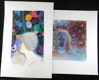 Lot of 2 Beautiful Limited Edition Prints by George Lockwood