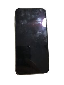 Apple iPhone X - 256GB - Space Gray (Unlocked) READ DETAILS