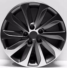 "Hyundai Sonata 2015 2016 Charcoal 17"" New Replica Wheel Rim TN 70877 97290"