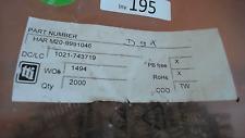 HARWIN M209991046 10-Pin 1x10 Breakable Header New Lot Quantity-50