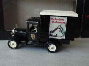 Lledo SL51003 Chevrolet Box Van, Guinness, My Goodness My Guinness, SL baseplate