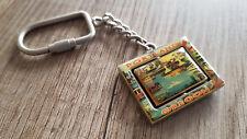 Portland Oregon Spinner Keychain