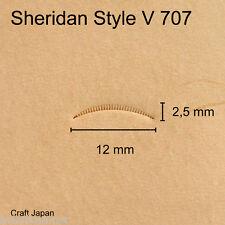 Punziereisen Sheridan Style V 707 - Veiner - Craft Japan