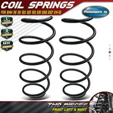 2x Coil Springs Front Suspension for Mercedes-Benz W169 W245 w/o Sports RH3290