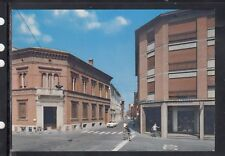 Cartolina Lugo Corso Mazzini ANIMATA HF177
