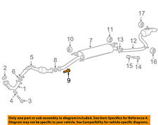 TOYOTA OEM-Exhaust Pipe Front Bolt 90105A0237