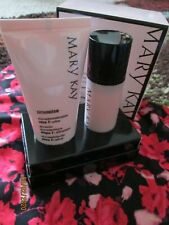 NEW NIB Mary Kay TimeWise Microdermabrasion Set, Steps 1 And 2