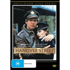 HANOVER STREET / FORCE 10 FROM NAVARONE DVD R4 PAL NEW (NOT SEALED) FREE POST