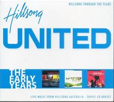 Hillsong Through The Years - Hillsong United, The Early Years, 3 CDs, New/Sealed