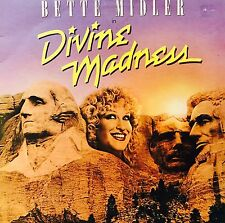 Bette  Midler   Divine Madness  vinyl  Lp