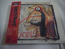 EXODUS-Force Of Habit JAPAN 1st.Press w/OBI STICKER BOX 2 Bonus Tracks Metallica