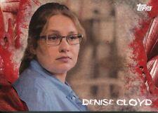 Walking Dead Survival Box Base Card #36 Denise Cloyd