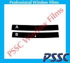 Peugeot Bipper Tepee 2009-2014 Pre Cut Window Tint/Window Film/Limo/Sun Strip