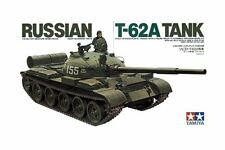 Tamiya 35108 Maquette 1/35 Russian T-62 Tank