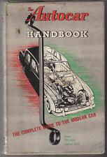 AUTOCAR Manuale Guida completa all' automobile moderna XXI ed Ingranaggi di carburante corpo FRENI