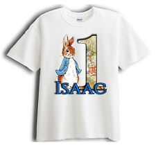 Peter Rabbit Personalized - Birthday T-Shirt Party Favor