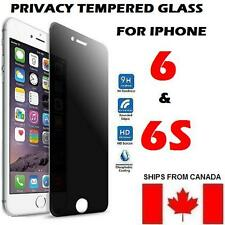 High Quality Privacy Anti-Spy Tempered Glass Screen Protector for iPhone 6 6s