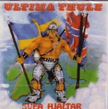 ULTIMA THULE - SVEA HJÄLTAR s.T. CD pagan viking